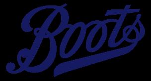 Pharmacy shelves for boots