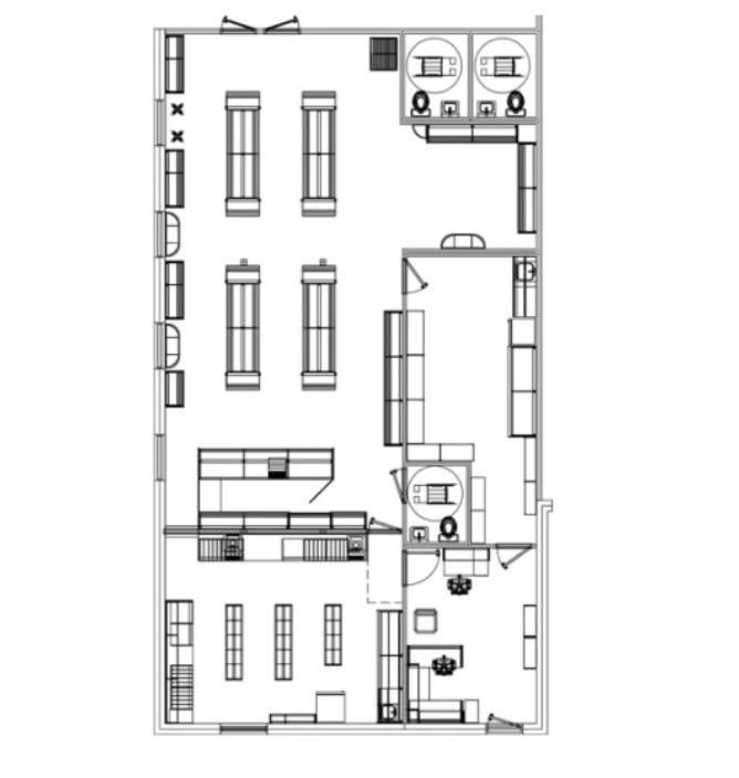 pharmacy floor plan